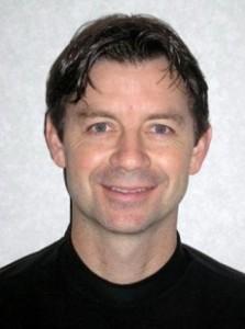 Teardrop body support pillow developer, Dr. Terry Zachary